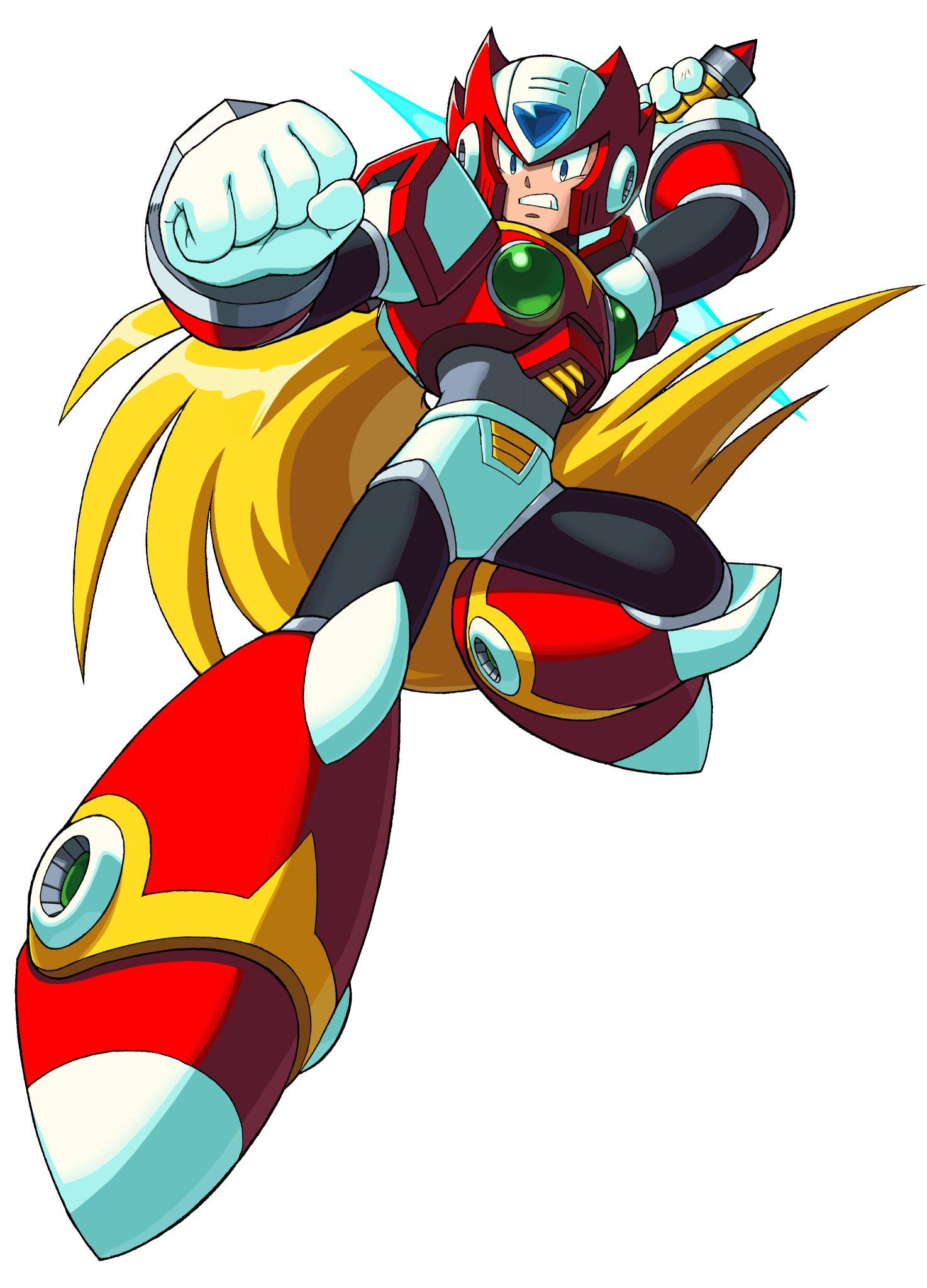 Zero Megaman X4 Zero - Megaman X - Pho...